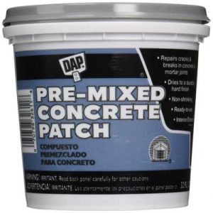 pre mixed concrete patch