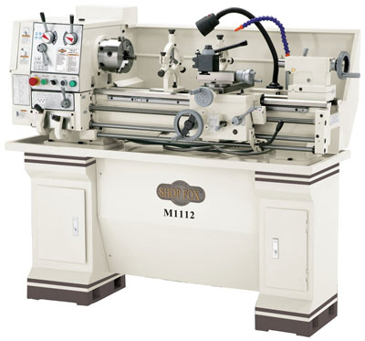shop fox m1112 gunsmithing lathe